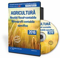 Contabilitatea activitatilor agricole conform noului Cod fiscal 2016