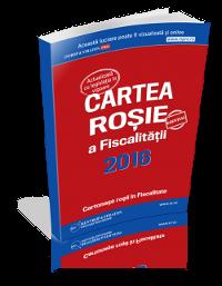Cartea rosie a fiscalitatii 2015. Aflati ce greseli fiscal-contabile puteti comite