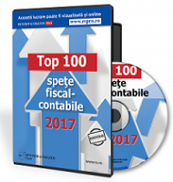 Top 100 de spete fiscal-contabile 2017