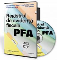 Registrul de Evidenta Fiscala PFA