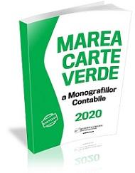 Marea Carte Verde a Monografiilor Contabile