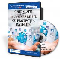 GDPR pentru Responsabilul cu Protectia Datelor
