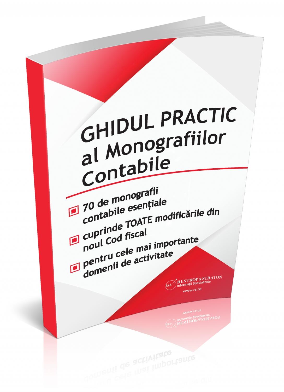 Ghidul Practic al Monografiilor Contabile in 2021