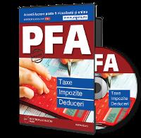 PFA: Taxe, Impozite si Deduceri – conform Codului fiscal in vigoare